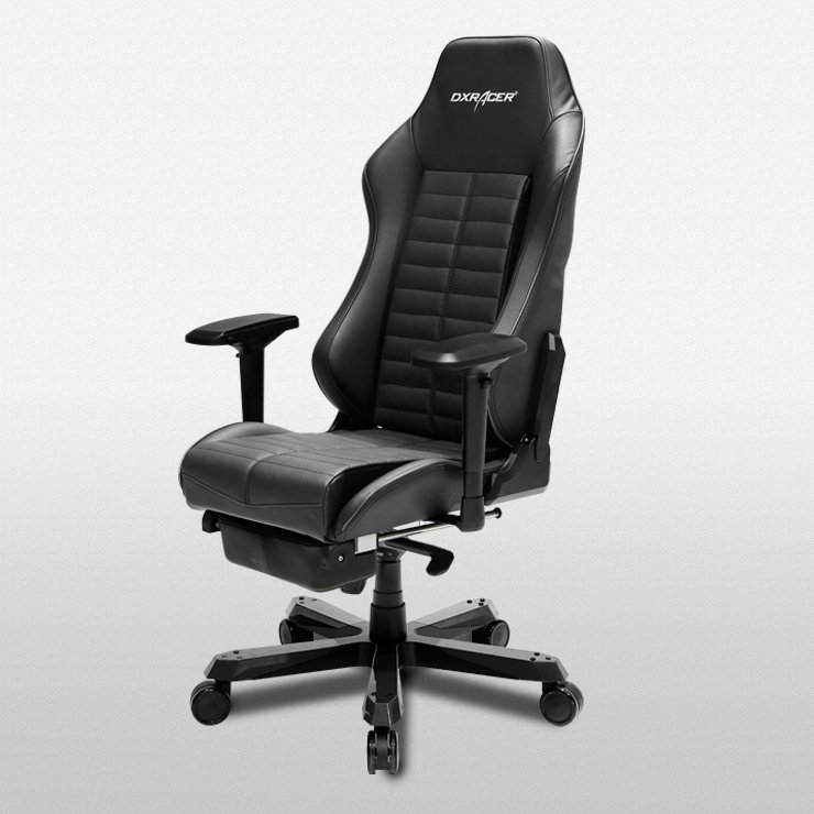 кресло DXRacer OH/IS133/N/FT черный